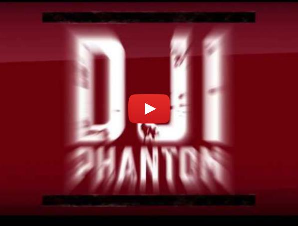 DJI Phantom first flight