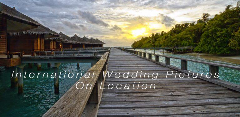 International Wedding Pictures, internationale Hochzeitsfotos