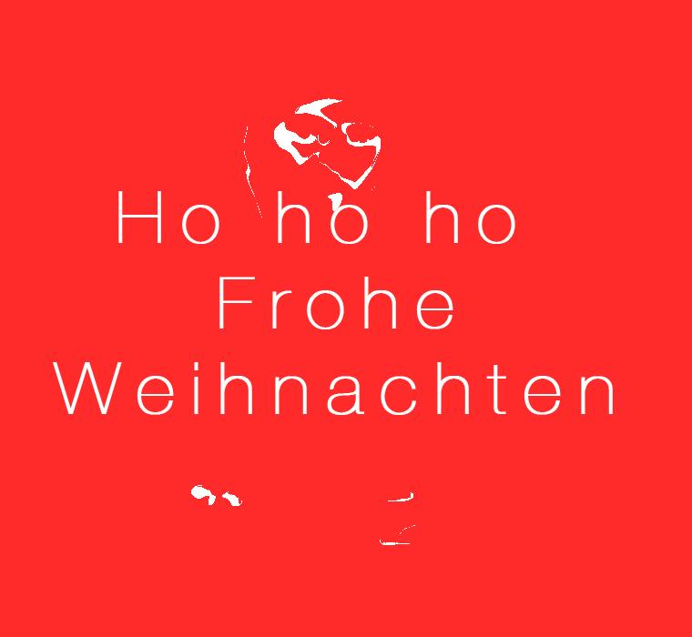 Ho ho ho frohe Weihnachten 2014