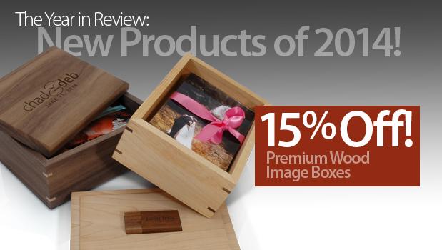15 % Rabatt auf Premium Foto Holz Boxen