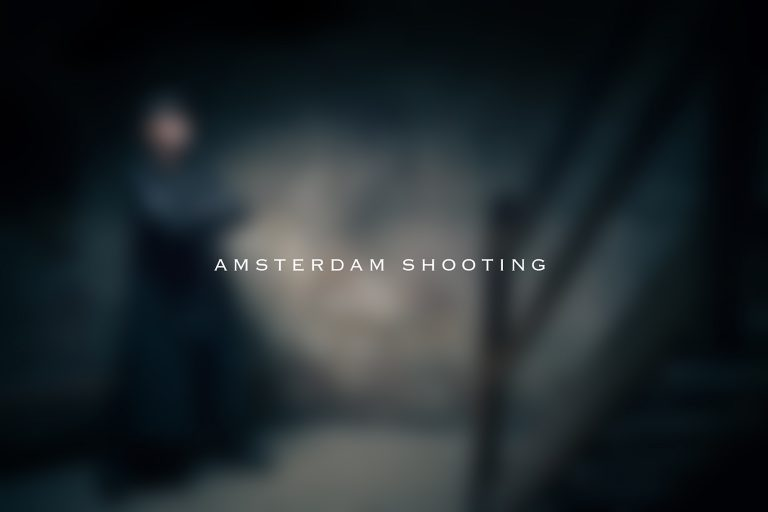 Fotoshooting in Amsterdam