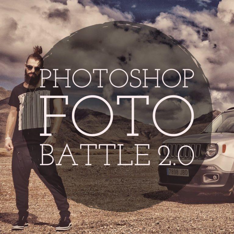 Photoshop Foto Battle 2.0 (Fashion)