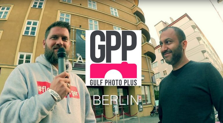 Florian Berger bei der GPP in BERLIN