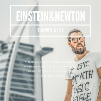 Shooting mit Einstein&Newton in Dubai